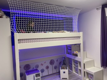 Kindergarten-Sicherungsnetz per m² (nach Maß) | Schutznetze24