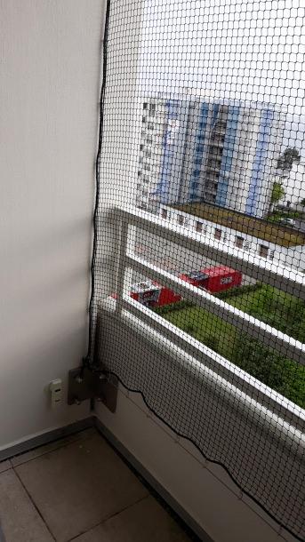 Engmaschiges Vogelnetz mit Randeinfassung | Schutznetze24
