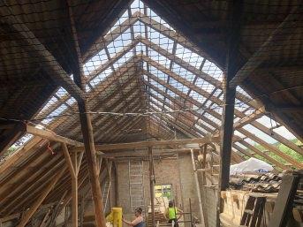 Bauschutznetz DIN EN 1263-1 per m² (nach Maß) | Schutznetze24