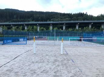 Ballfangnetz für Volleyball per m² (nach Maß) | Schutznetze24